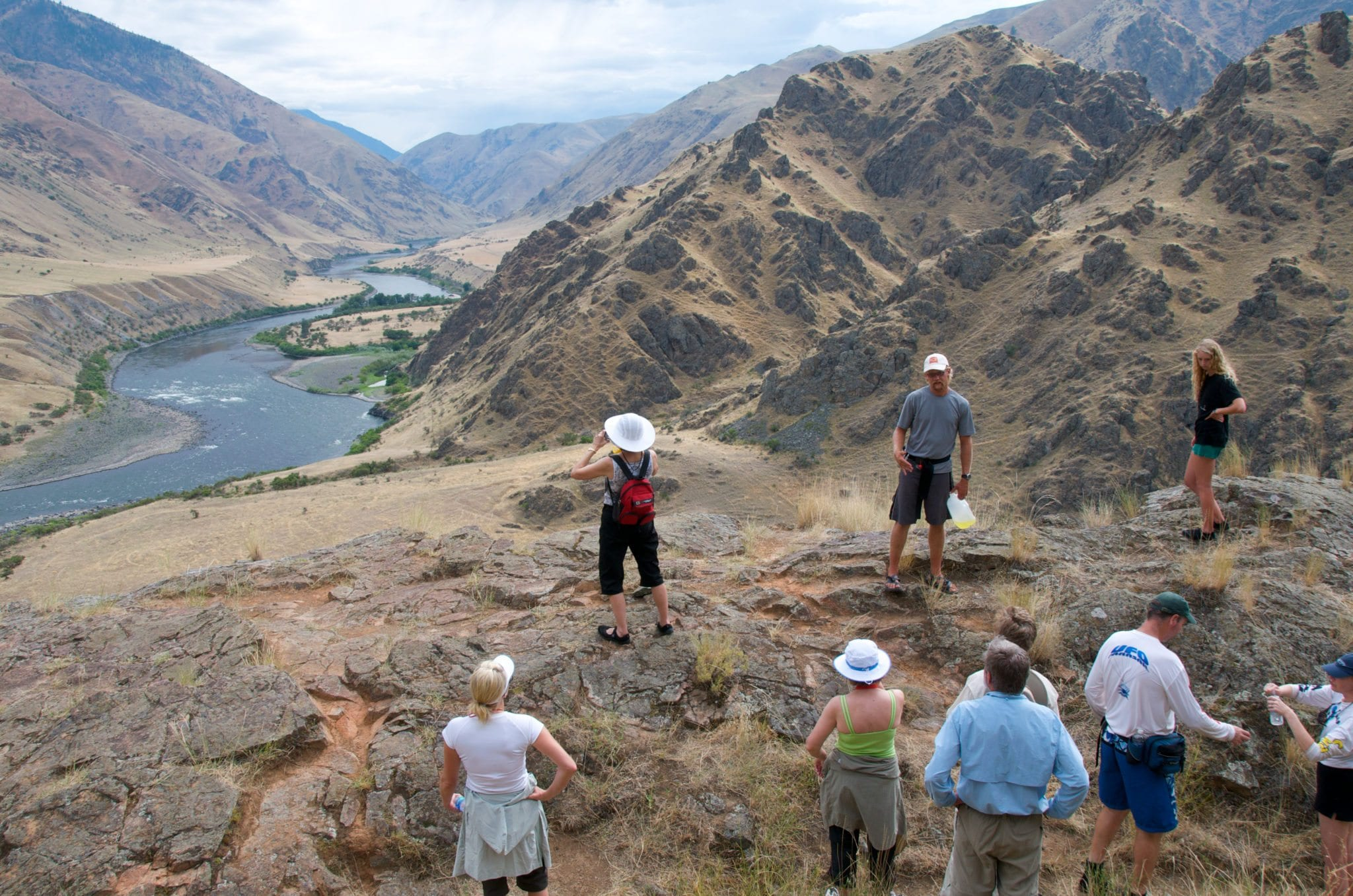 River trips in Hells Canyon- Keep dreaming and planning…