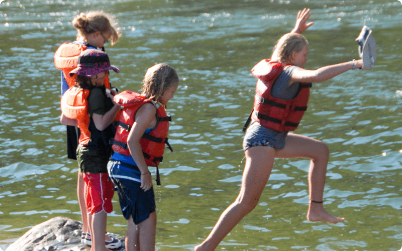Top 10 Reasons To Take Your Family Rafting