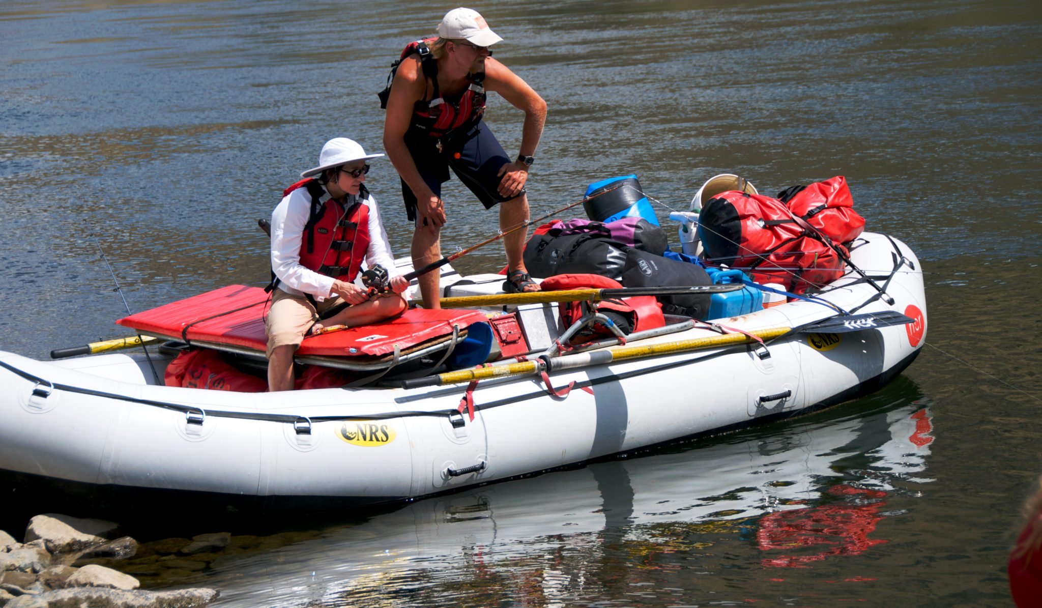 A Family Rafting Trip Is the Best Vacation Close to Home