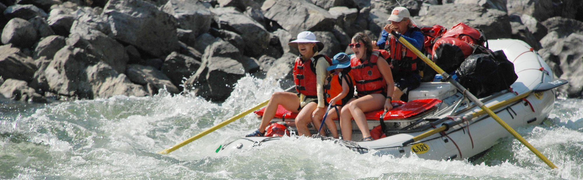 The Best Things About Each Month of the Rafting Season