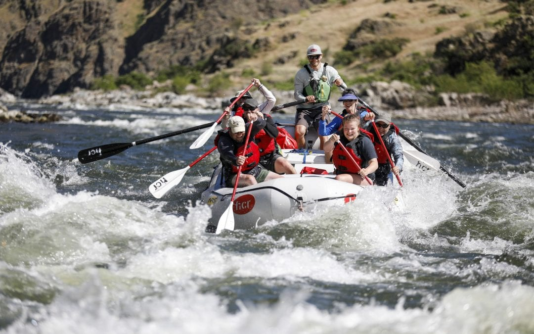 Premier Idaho Rafting Vacation | Hells Canyon Raft