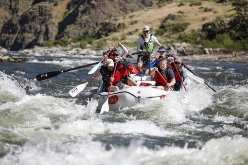 Premier Idaho Rafting Vacation | Hells Canyon Raft